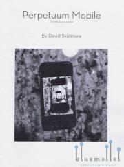 Skidmore , David - Perpetuum Mobile for percussion quintet (スコア・パート譜セット) (特価品)