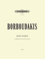Borboudakis , Minas - Dead Strokes (スコアのみ) (特価品)