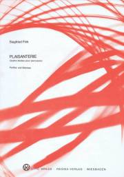 Fink , Siegfried - Plaisanterie (スコア・パート譜セット) (特価品)