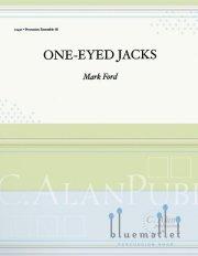 Ford , Mark - One Eyed Jacks (スコア・パート譜セット) (特価品)