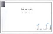 Dietz , Brett William - Exit Wounds (スコア・パート譜セット)(特価品)
