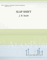 Smith , J.B. - Slap Shift (スコア・パート譜セット)