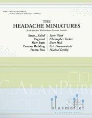 Various Artists - The Headache Miniatures (スコア・パート譜セット)