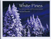 Burritt , Michael - White Pines (スコア・パート譜セット)
