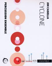Casella , Jim - Cyclone (スコア・パート譜セット) (特価品)