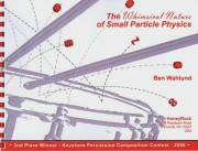 Wahlund , Ben - The Whimsical Nature of Small Particle Physics for Solo Snare Drum and Soundscape (with CD) (特価品)