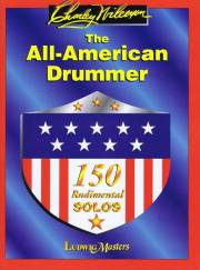 Wilcoxon , Charley - The All American Drummer (特価品)