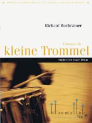 Hochrainer , Richard - Ubungen fur Kleine Trommel (特価品)