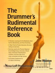 Wooton , John - The Drummer's Rudimental Reference Book