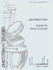Fink , Siegfried - Sonata for Snare Drum