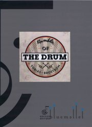 Brostrom , Tobias - Rumble of the Drum for Solo Drum