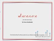 Koshinski , Gene -  Swerve for Solo Snare Drum