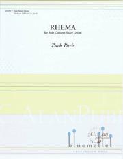 Paris , Zach - Rhema