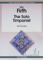 Firth , Vic - The Solo Timpanist