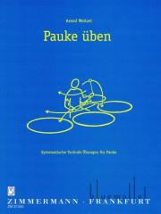 Weitzel , Arend - Pauke Uben (特価品)