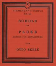 Seele , Otto - Schule fur Pauke