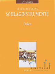 Keune , Eckehardt - Pauken Schlaginstrumente Teil 2