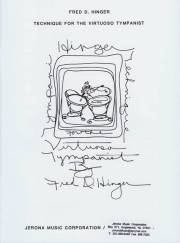 Hinger , Fred D. - Technique for the Virtuoso Tympanist (特価品)