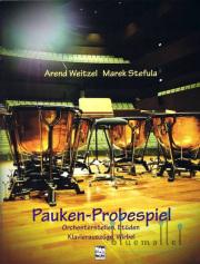 Weitzel , Arend & Stefula , Merek - Pauken Probespiel