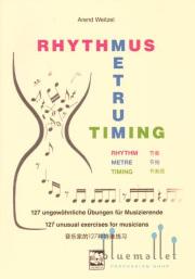 Weitzel , Arend - Rhythmus Metrum Timing