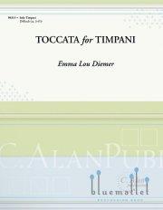 Diemer , Emma Lou - Toccata for Timpani