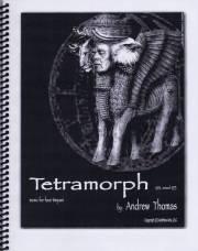 Thomas , Andrew - Tetramorph Music for four Timpani