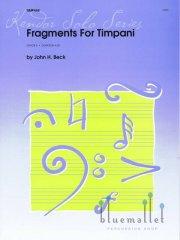 Beck , John - Fragments for Timpani