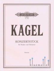 Kagel , Mauricio - Konzertstuck fur Timpani (スコアのみ)