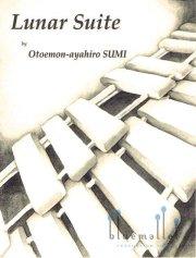 Sumi , Otoemon ayahiro - Lunar Suite (スコア・パート譜セット)