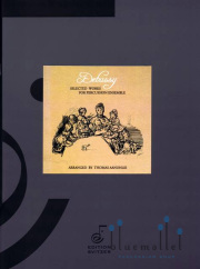 Debussy , Claude - Selected works by Debussy for Percussion Ensemble (arr. Thomas Aanonlie) (スコア・パート譜セット)