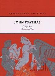 Psathas , John - Fragment (スコア・パート譜セット)
