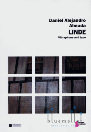 Almada , Daniel Alejandro - Linde Vibraphone and Tape (特価品)
