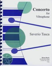 Tasca , Saverio - Concerto for Vibraphone (Piano Reduction) (スコア・パート譜セット)