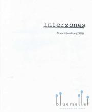 Hamilton , Bruce - Interzones for Solo Vibraphone and Tape (特価品)