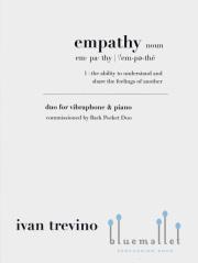 Trevino , Ivan - Empathy Duo for Vibraphone & Piano (スコア・パート譜セット)