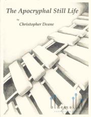 Deane , Christopher - The Apocryphal Still Life