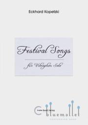 Kopetzki , Eckhard - Festival Songs for Vibraphone