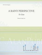 Goto , Yo - A Rainy Perspective for Vibraphone Solo