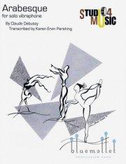 Debussy , Claude - Arabesque arr.Ervin