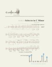 Cangelosi , Casey - Scherzo in C minor for Solo Vibraphone