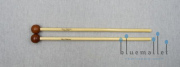 Devi Mallets Xylophone Mallet Series Ulin 25S / 320mm (ラタン柄)