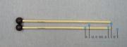 Devi Mallets Xylophone Mallet Series Ebony 25S / 345mm (ラタン柄)