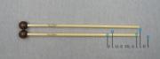 Devi Mallets Xylophone Mallet Series Bocote 25S / 320mm (ラタン柄)