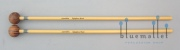 Elite Mallets Xylophone Wood Small Oval 3 (ラタン柄)
