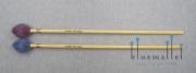 Elite Mallets Maki Takafuji Model 7 Yellow Very Hard (ラタン柄) (特価品)