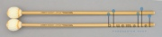 Innovative Percussion Mallet Ludwig Albert Series IP3107 (ラタン柄) (特価品)
