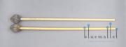 Marimba One Mallet Double Helix DHR2 (ラタン柄太め)