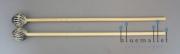 Marimba One Mallet I.Bilic IBR3 (ラタン柄太め) (特価品)