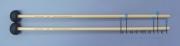 Marimba One Mallet C.Currie CCR1 (ラタン柄太め)