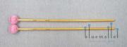 Sato Mallet Medium Hard -C- 綿糸巻 ST-MMHC (ラタン柄) (特価品)